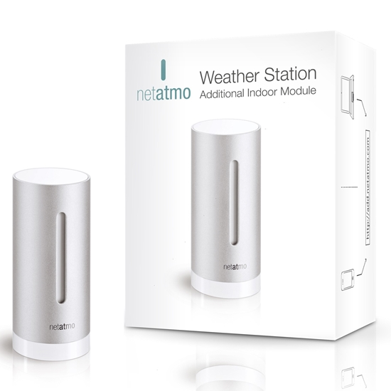 Picture of Additional indoor module for the Netatmo Weather Station