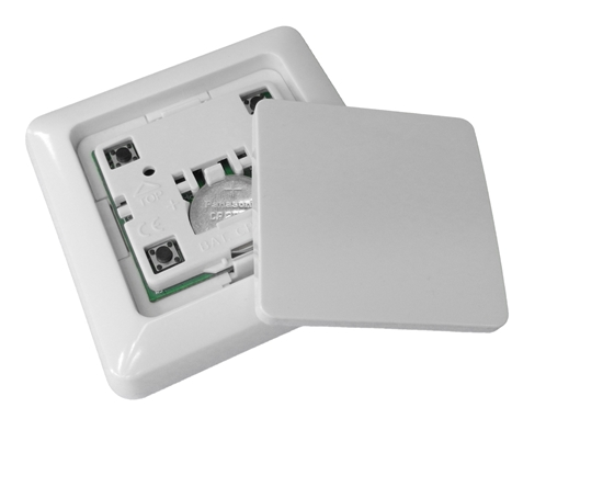 Picture of Battery powered wireless wall controller