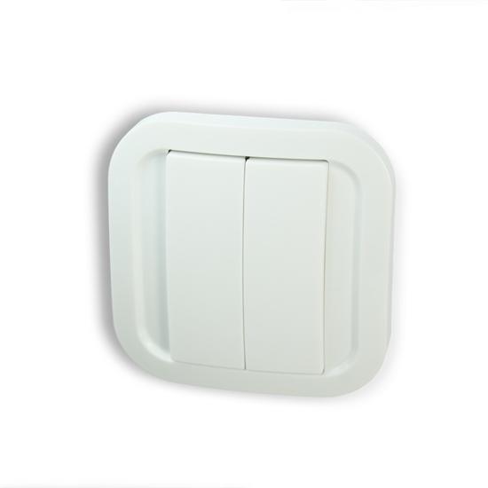 Picture of Interruptor de parede Z-Wave Plus - Branco