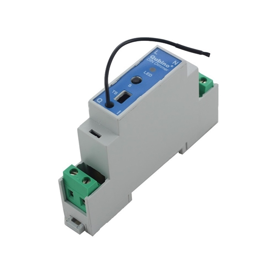 Picture of DIN Dimmer Z-Wave Plus