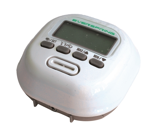 Picture of Temperature/Humidity Detector