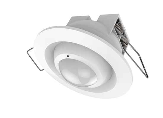 Picture of Sensor de Movimento Exterior com suporte magnético e rebordo redondo