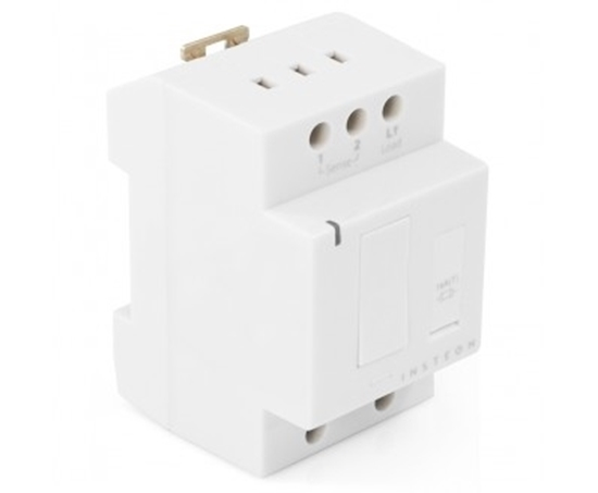 Picture of DIN rail dimmer