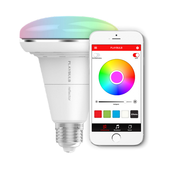 Picture of PLAYBULB reflector