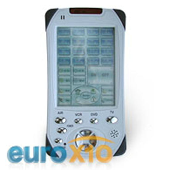 Picture of Encrypted remote control 8 in 1 - touch screen (IR+RF+X10)