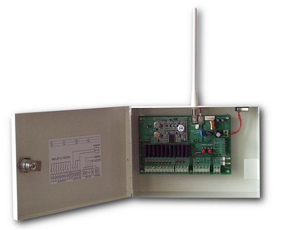 Picture of Receptor de rádio frequência de 8 canais