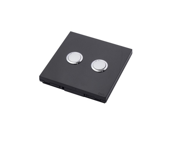 Picture of DIO2 Wireless wall switch (Black)