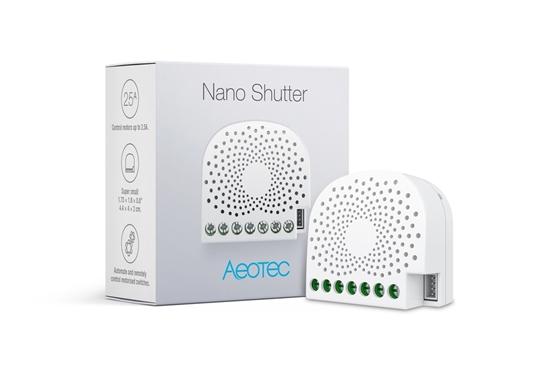 Picture of Nano Shutter - atuador Z-Wave para estores