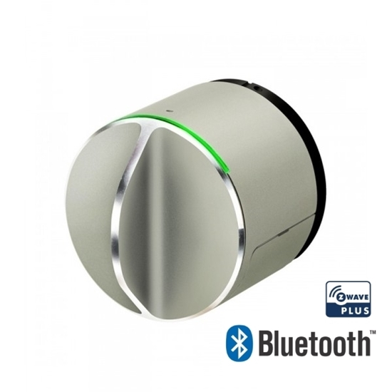 Picture of Danalock V3 (silver), Bluetooth & Z-Wave