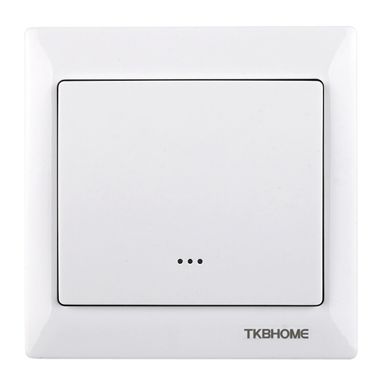 Picture of Z-Wave Single Paddle Wall Dimmer