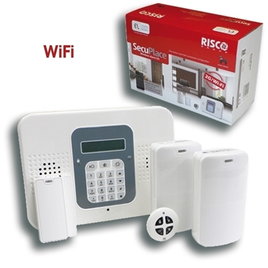 Picture of Kit SecuPlace WiFi