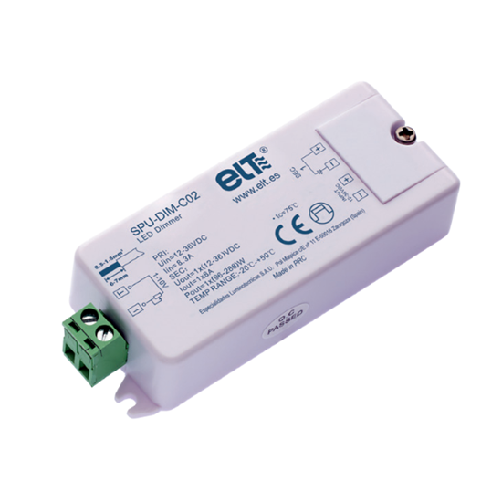 Picture of Driver LED 1-10V SPU-DIM-CO2