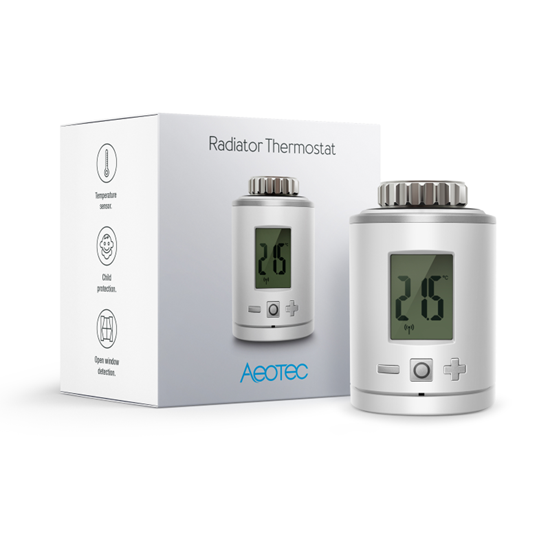 Picture of Aeotec Radiator Thermostat