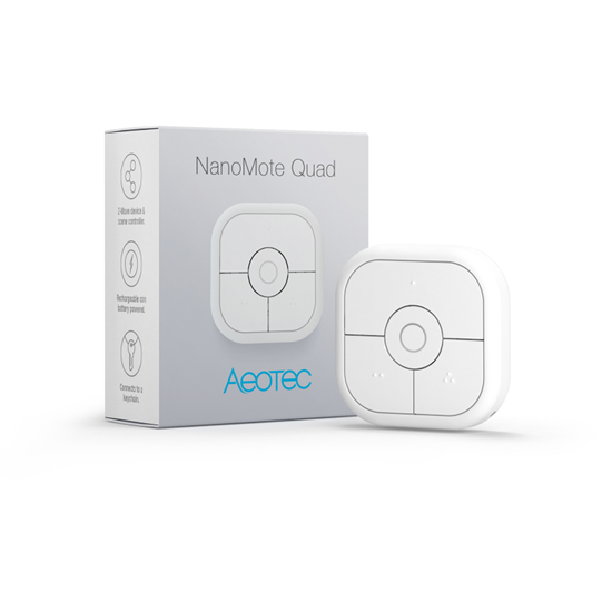 Picture of Aeotec NanoMote Quad