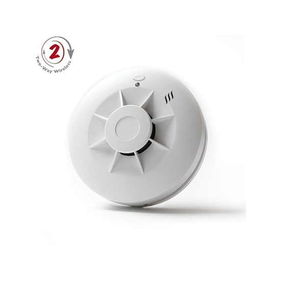 Picture of two way smoke detector
