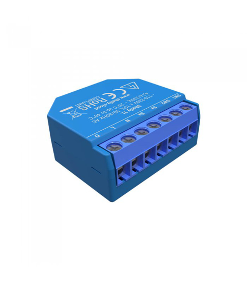 Picture of Shelly 1L - Single wire WiFi-operated relay