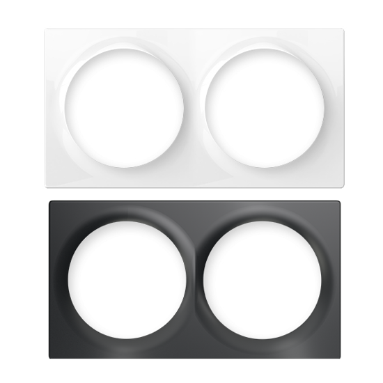 Picture of Double cover plate for Walli devices
