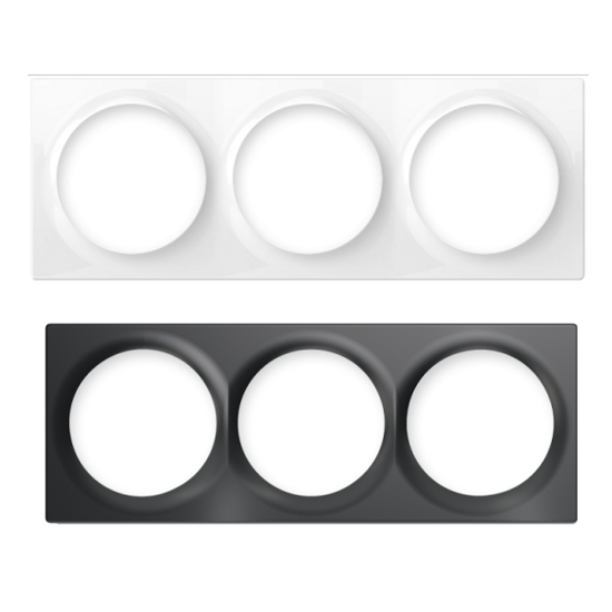 Picture of Triple cover plate for Walli devices