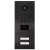 Picture of IP VIDEO DOOR STATION Brushed Stainless Steel Plate · 2 Call buttons